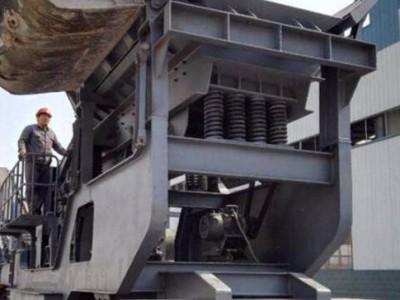 方箱式移動破碎機_移動破碎機生產廠家-西芝機械價格優惠