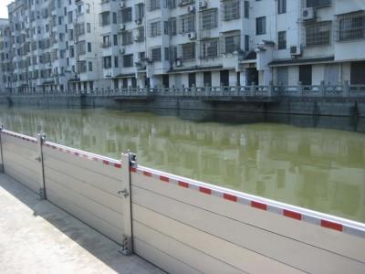 防汛挡板防洪挡板移动挡水板可折叠挡水板