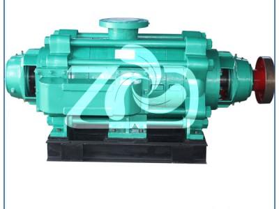 ZPD自平衡礦用臥式多級離心泵
