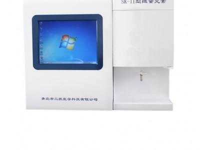 高精度微量元素分析仪-青岛三凯科技有限公司