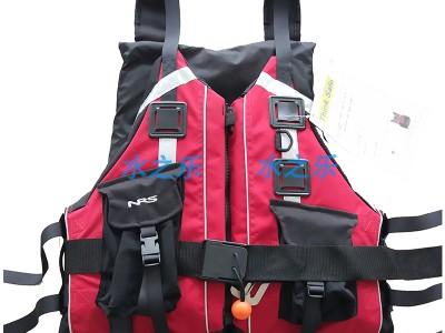 NRS救生衣专业大浮力水域救援衣带PFD自救装置户外钓鱼马甲