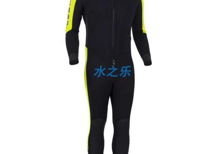连体万伯特潜水服专业救援保暖湿式服3mm湿式服氯丁橡胶泳衣