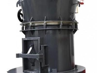 水泥廠磨粉石灰石原料選擇西芝機械高壓磨粉機更合適