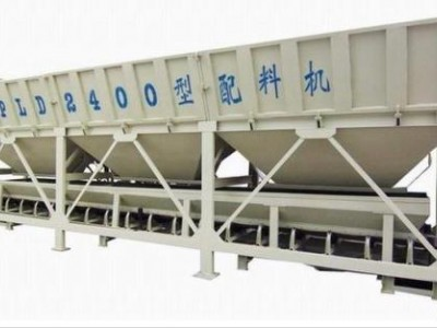 PLD2400混凝土配料机 建筑专用 自动配料
