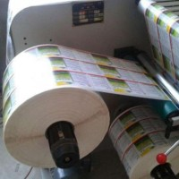 pvc不干胶印刷