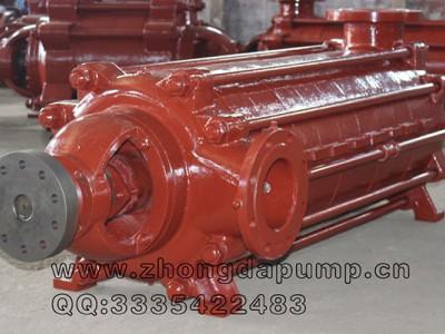 D155-67x7型臥式多級離心泵技術說明、廠家、價格
