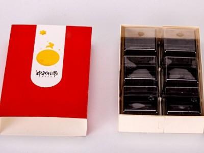 月饼包装盒80克中秋礼盒月饼盒蛋黄酥六粒装盒子