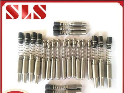 厂家直销不锈钢304弹簧销 铝型材配件插销 不锈钢弹簧定位销