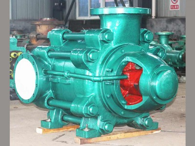 MD550-50*9多級耐磨離心泵配什么電機