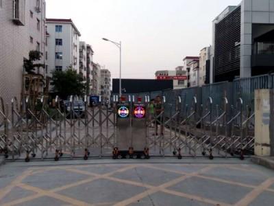 廣州優質電動門伸縮門電動伸縮門土豪高端款式