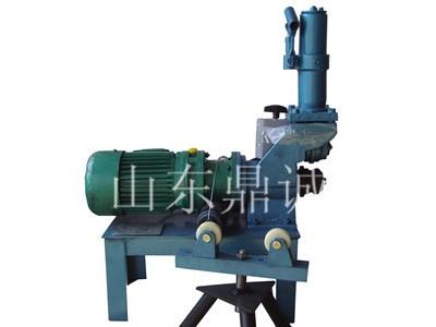 供應管子壓槽機