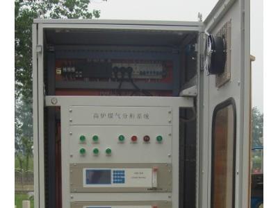 電捕焦氧含量分析系統在線監測