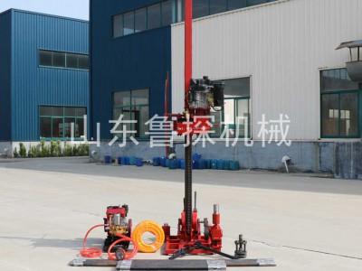 鲁探热卖能打50米的QZ-3轻便勘探钻机