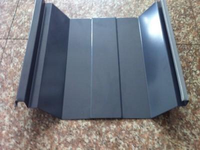 专业生产YX51-360彩钢压型瓦 180度咬口屋面瓦