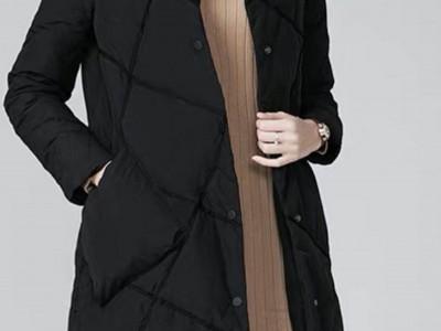 广州健凡服饰品牌折扣女式羽绒服 休闲时尚女装货源批发