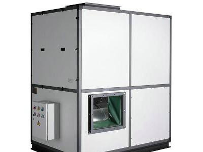 水冷工业用柜式空调机组