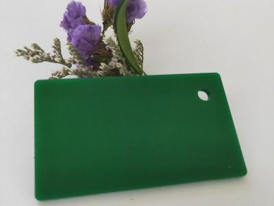 墨绿色塑料有机板任意尺寸零切不透明亚克力板加工有机玻璃定制
