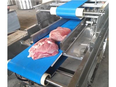 鸡胸肉切片机 大块猪肉切片机 五花肉片片机价格