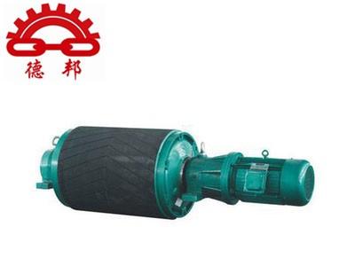 厂家加工生产包胶电动滚筒 YTH型行星齿轮电动滚筒