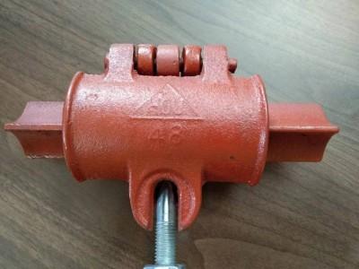 滁州钢管扣件捧腹彩票 对接扣件多少钱一只