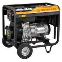 5kw单相手启动柴油发电机多少钱