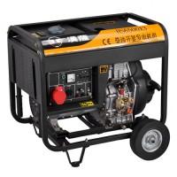 5kw三相手启动柴油发电机