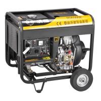 5kw单相电启动柴油发电机多少钱