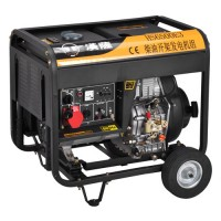 5kw三相电启动柴油发电机多少钱
