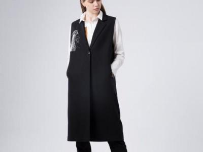 时尚潮流品牌女装一手货源折扣批发走份