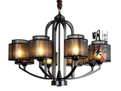 中式灯具 中国风 新中式吊灯