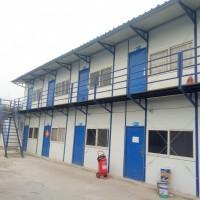 山东住人活动板房彩钢板房打包箱房材料全套配齐生产批发搭建