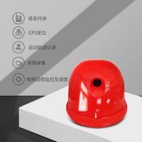 智能安全帽4G智能头盔可语音通话摄像信息存储