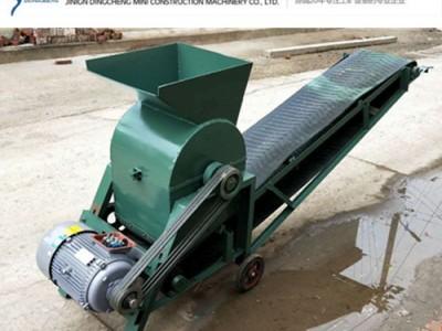 鼎诚供应新型苗床粉土机播种育秧粉土机水稻苗床碎土机厂家