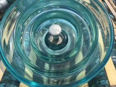 钢化玻璃绝缘子U120BP/155供应价格便宜