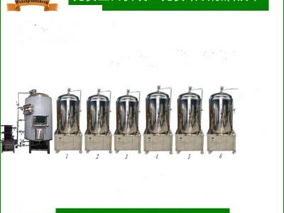 日产428升精酿鲜啤设备原浆扎啤设备自酿啤酒设备