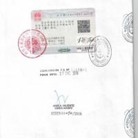 阿根廷使馆认证