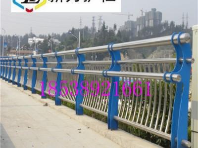 中牟不锈钢桥梁防护栏桥梁灯光护栏新力金属厂家在那