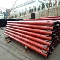 W型柔性铸铁排水管 W型铸铁管价格 W型铸铁排水管厂家