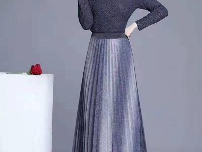 汉派大码女装品牌梵姿折扣女装19年秋冬走份