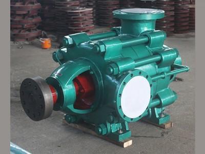 供应 湖南中大 MD720-60*4 多级耐磨离心泵