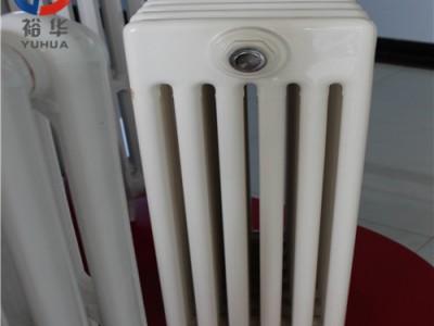 gz606落地式钢六柱散热器