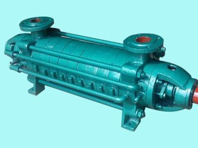 DG12-25*10卧式多级锅炉给水泵性能范围广