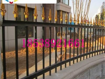 河南焦作别墅锌钢围墙护栏 价格多少钱一米
