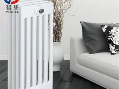 gz606钢六柱暖气片专业定制-裕华采暖