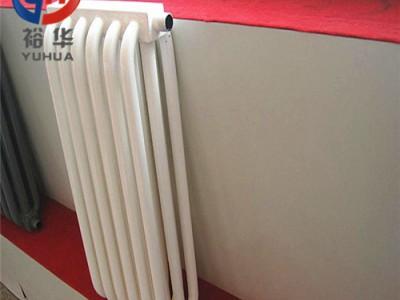 YGHⅤ-8-1.0弧五柱散热器技术参数-裕华采暖