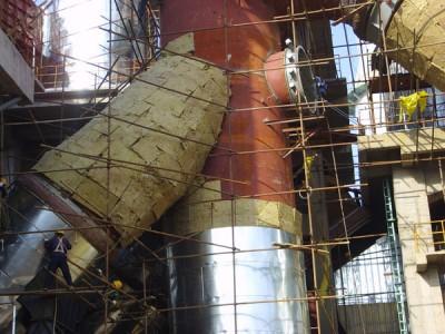 岩棉管道保温施工防腐设备白铁皮保温工程承包