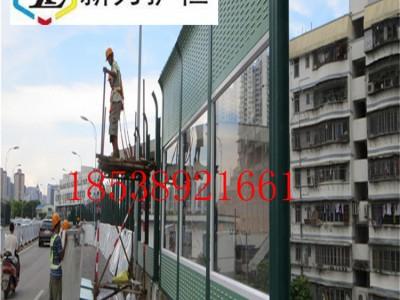 河南郑州上街 声屏障 隔音墙 小区隔音声屏障