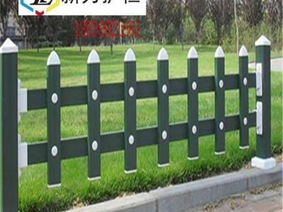 三门峡草坪护栏 花坛栅栏安装时注意什么事项