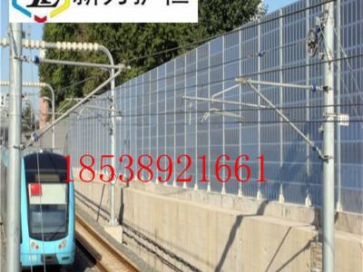 濮阳高铁声屏障 隔声屏障 新力声屏障生产厂家