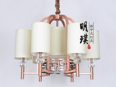 新中式吊灯 客厅灯 古典新中式吊灯代理